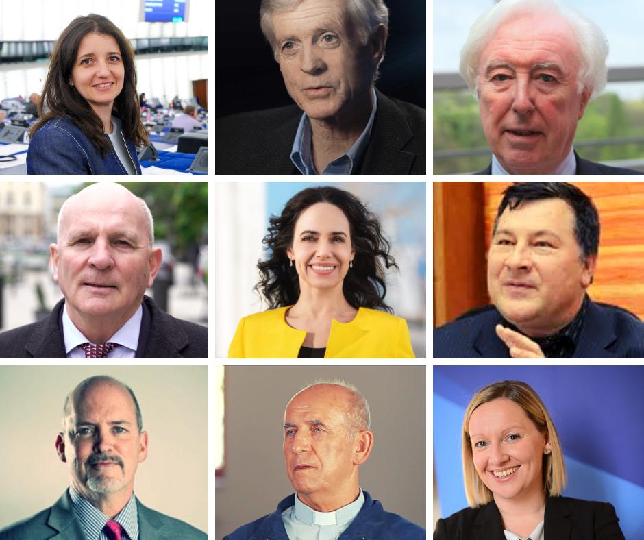 Konzervatívni lídri v eurovoľbách podporili Miriam Lexmann
